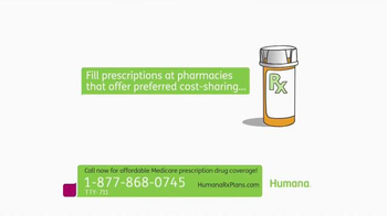 Humana TV Spot, 'Prescription Drug Coverage' - Thumbnail 4