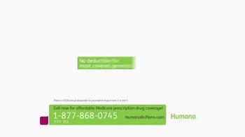 Humana TV Spot, 'Prescription Drug Coverage' - Thumbnail 5