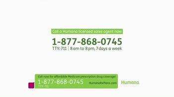 Humana TV Spot, 'Prescription Drug Coverage' - Thumbnail 6