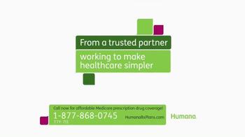 Humana TV Spot, 'Prescription Drug Coverage' - Thumbnail 7