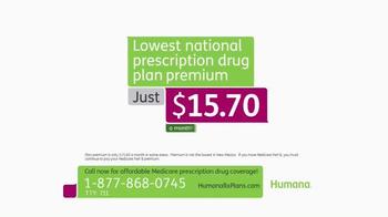 Humana TV Spot, 'Prescription Drug Coverage' - Thumbnail 8