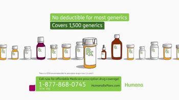 Humana TV Spot, 'Prescription Drug Coverage' - Thumbnail 9
