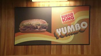 Burger King Yumbo TV Spot, 'Return of the '70s' - 953 commercial airings
