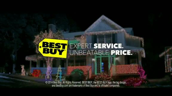 Best Buy HP 2-in-1 TV Spot, 'Christmas Light Display' - Thumbnail 10