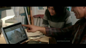 Best Buy HP 2-in-1 TV Spot, 'Christmas Light Display' - Thumbnail 2