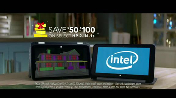 Best Buy HP 2-in-1 TV Spot, 'Christmas Light Display' - Thumbnail 9