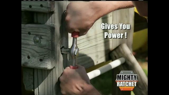 Mighty Ratchet TV Spot - 2 commercial airings