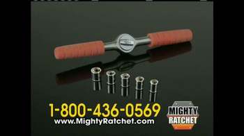Mighty Ratchet TV Spot - Thumbnail 8