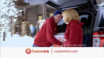CustomInk TV Spot, 'Winter' - Thumbnail 1