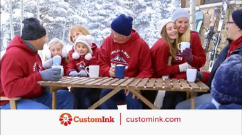 CustomInk TV Spot, 'Winter' - Thumbnail 2