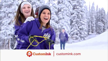 CustomInk TV Spot, 'Winter' - Thumbnail 3