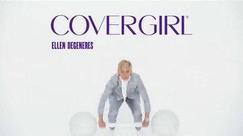 CoverGirl Olay+ Simply Ageless TV Spot, Featuring Ellen DeGeneres - Thumbnail 1