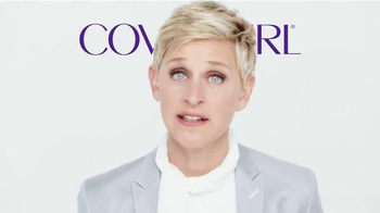 CoverGirl Olay+ Simply Ageless TV Spot, Featuring Ellen DeGeneres - Thumbnail 10