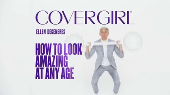 CoverGirl Olay+ Simply Ageless TV Spot, Featuring Ellen DeGeneres - Thumbnail 2