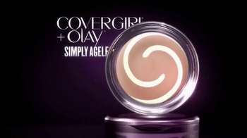 CoverGirl Olay+ Simply Ageless TV Spot, Featuring Ellen DeGeneres - Thumbnail 3