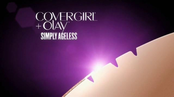 CoverGirl Olay+ Simply Ageless TV Spot, Featuring Ellen DeGeneres - Thumbnail 6