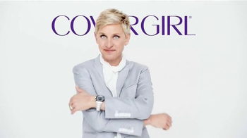 CoverGirl Olay+ Simply Ageless TV Spot, Featuring Ellen DeGeneres - 145 commercial airings