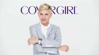 CoverGirl Olay+ Simply Ageless TV Spot, Featuring Ellen DeGeneres