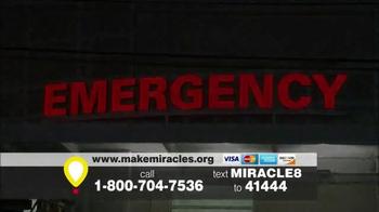 Children's Miracle Network Hospitals TV Spot, 'Sophie' Feat. John Schneider - Thumbnail 3
