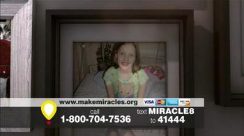 Children's Miracle Network Hospitals TV Spot, 'Sophie' Feat. John Schneider - Thumbnail 4