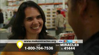 Children's Miracle Network Hospitals TV Spot, 'Sophie' Feat. John Schneider - Thumbnail 6