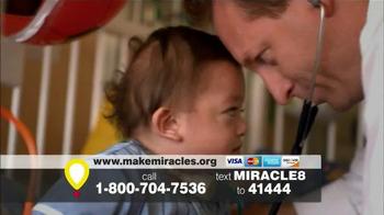 Children's Miracle Network Hospitals TV Spot, 'Sophie' Feat. John Schneider - Thumbnail 7