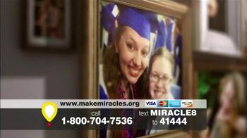 Children's Miracle Network Hospitals TV Spot, 'Sophie' Feat. John Schneider - Thumbnail 8