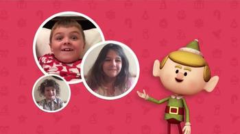 Hello Santa TV Spot, 'Live Video Calls with Santa' - Thumbnail 2