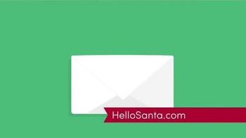 Hello Santa TV Spot, 'Live Video Calls with Santa' - Thumbnail 6