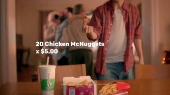 McDonald's Chicken McNuggets TV Spot, 'Abrazar a Familia' [Spanish] - Thumbnail 6