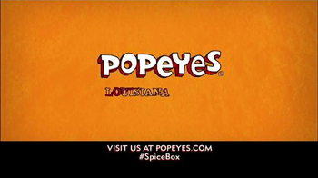 Popeyes Spicebox Chicken TV Spot, 'Louisiana Kitchen' - Thumbnail 9