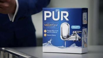 PUR WaterMaxIon TV Spot, 'Dave's Dance' - Thumbnail 3