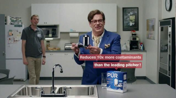 PUR WaterMaxIon TV Spot, 'Dave's Dance' - Thumbnail 4