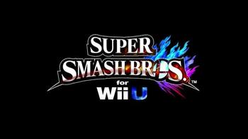 Super Smash Bros. for Wii U TV Spot, 'Star-Studded Smash Fest' - Thumbnail 1