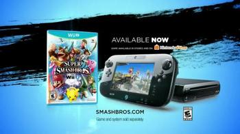 Super Smash Bros. for Wii U TV Spot, 'Star-Studded Smash Fest' - Thumbnail 10