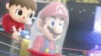 Super Smash Bros. for Wii U TV Spot, 'Star-Studded Smash Fest' - Thumbnail 2