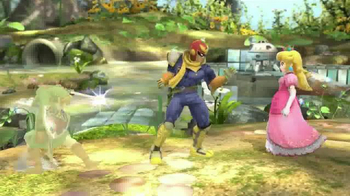 Super Smash Bros. for Wii U TV Spot, 'Star-Studded Smash Fest' - Thumbnail 3