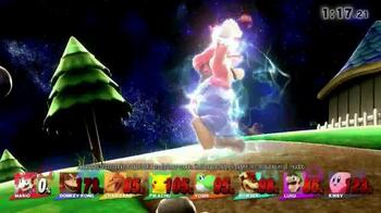 Super Smash Bros. for Wii U TV Spot, 'Star-Studded Smash Fest' - Thumbnail 8