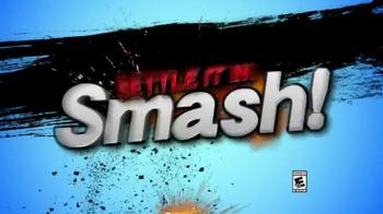 Super Smash Bros. for Wii U TV Spot, 'Star-Studded Smash Fest' - Thumbnail 9
