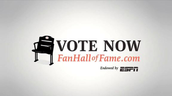 ESPN Hall of Fame TV Spot, '2014 Finalist: Bruce Reznick