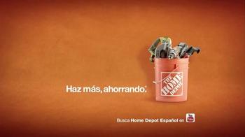 The Home Depot TV Spot, 'Época de Vacaciones' [Spanish] - Thumbnail 9
