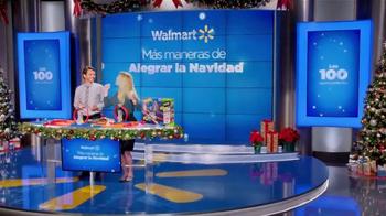Walmart TV Spot, 'Encuentra los 100 Regalos Preferidos' [Spanish] - Thumbnail 2