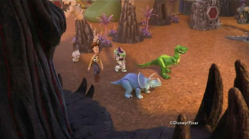 Disney Toy Story That Time Forgot Action Figures TV Spot, 'Holiday' - Thumbnail 2