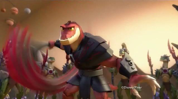 Disney Toy Story That Time Forgot Action Figures TV Spot, 'Holiday' - Thumbnail 3