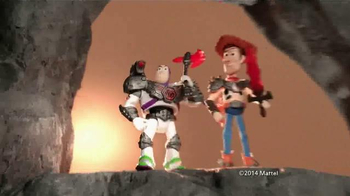 Disney Toy Story That Time Forgot Action Figures TV Spot, 'Holiday' - Thumbnail 4