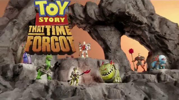 Disney Toy Story That Time Forgot Action Figures TV Spot, 'Holiday' - Thumbnail 7