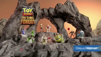 Disney Toy Story That Time Forgot Action Figures TV Spot, 'Holiday' - Thumbnail 8