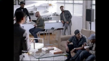Cheerios TV Spot, 'Sweet Improv' Featuring Naturally 7 - Thumbnail 1