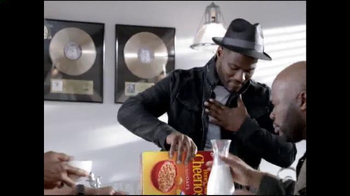 Cheerios TV Spot, 'Sweet Improv' Featuring Naturally 7 - Thumbnail 2