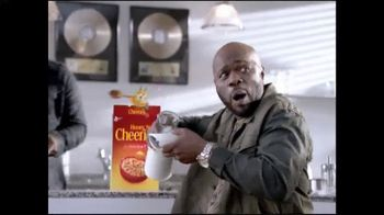 Cheerios TV Spot, 'Sweet Improv' Featuring Naturally 7